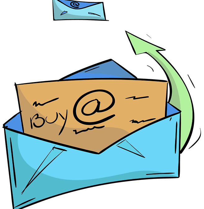 In-email Purchasing