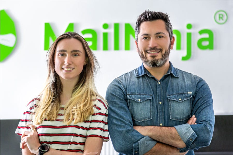 Mailchimp email management - free email marketing review