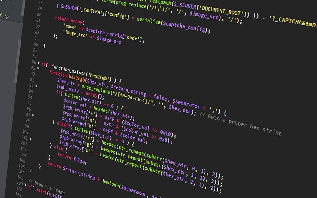 HTML Email Developer job description