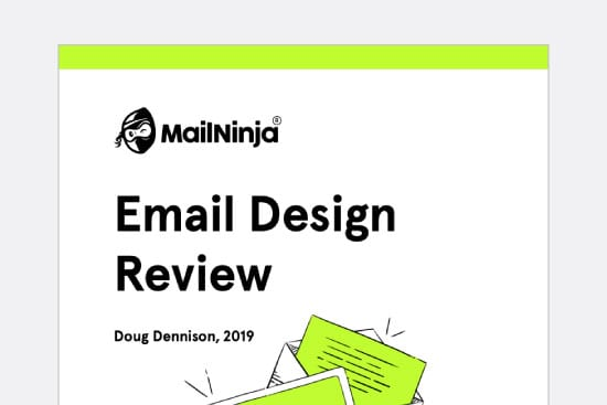 Mailchimp email campaign planning tool - email content calendar