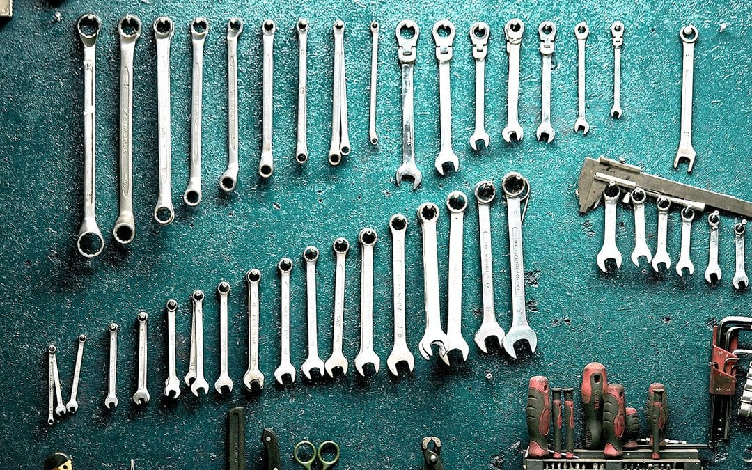Our email marketing (and business) toolbox