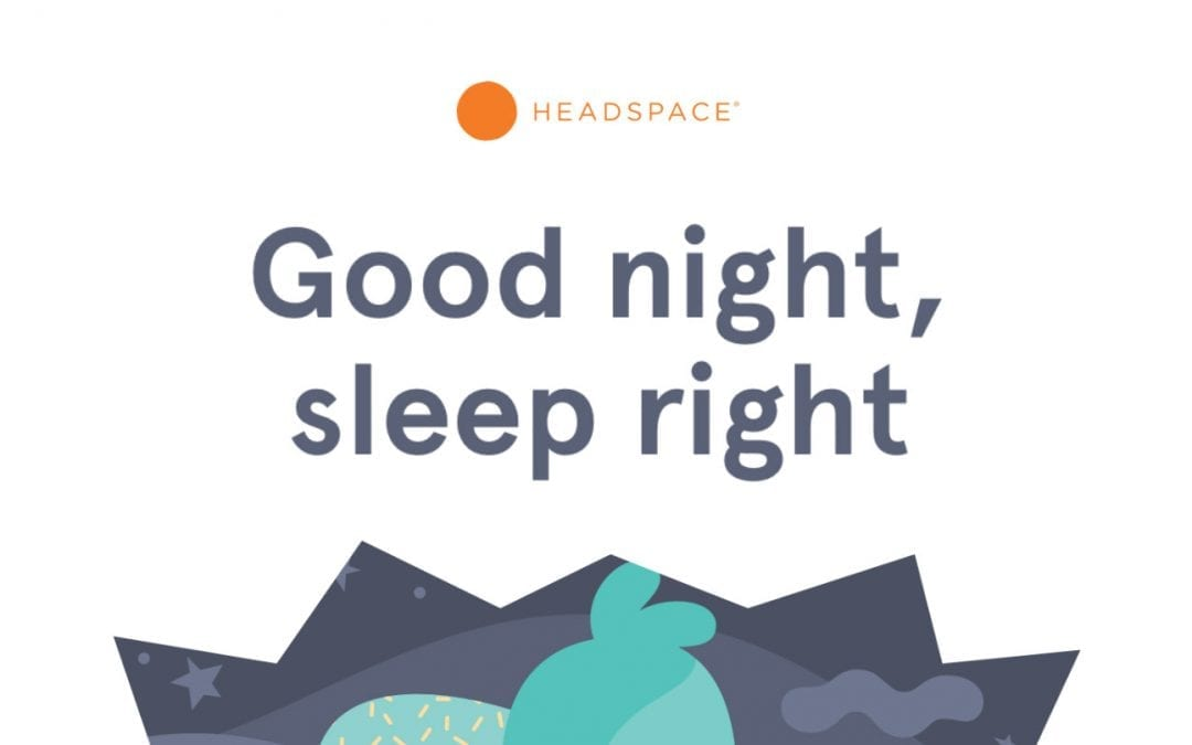 Email design review: Headspace3 min read