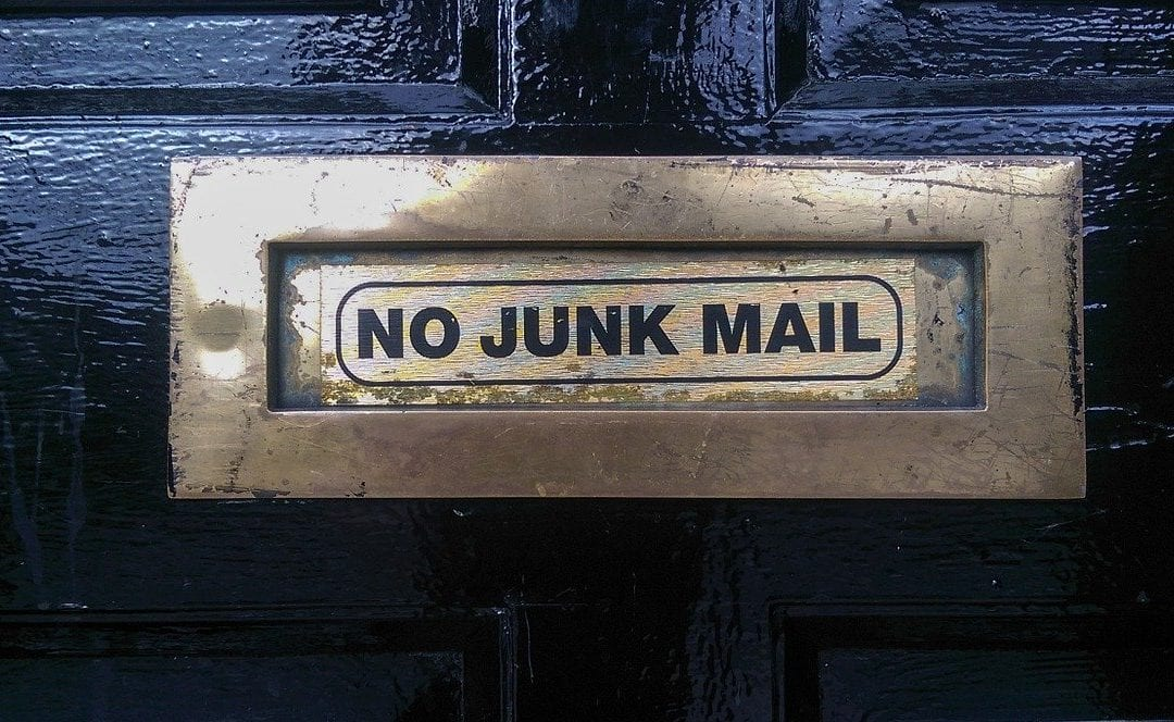 How to avoid email blacklists