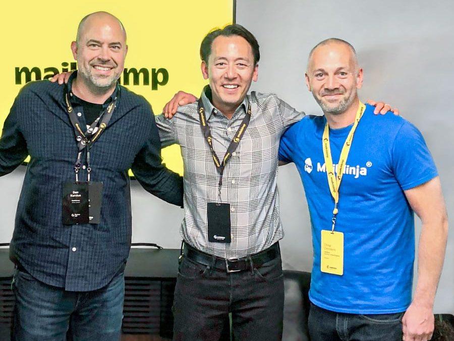 We're now a Mailchimp Pro Partner. The MailNinja story