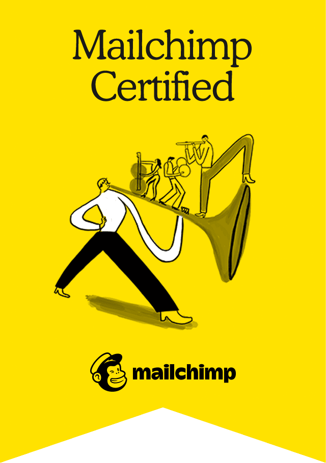 Email marketing digital agency UK - Mailchimp agency services
