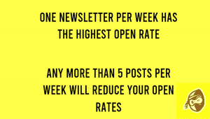 Why create an email newsletter?
