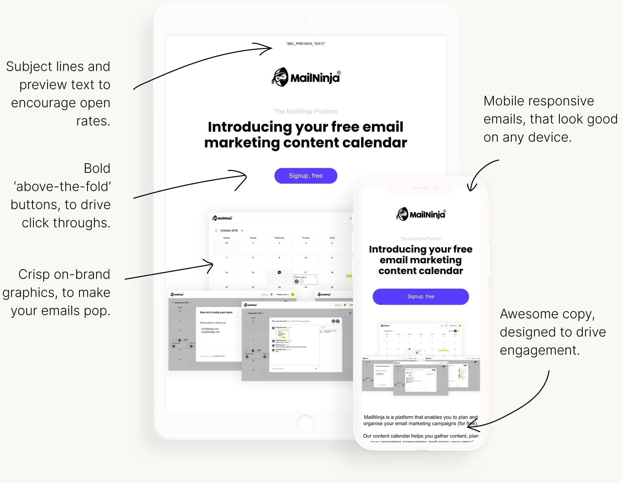 full-service email marketing agency - email design agency