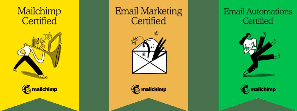 Mailchimp email agency | mailchimp experts | mailchimp pro partners