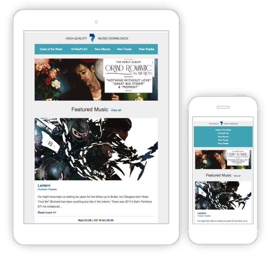 Tesco photo | customer work | mailninja