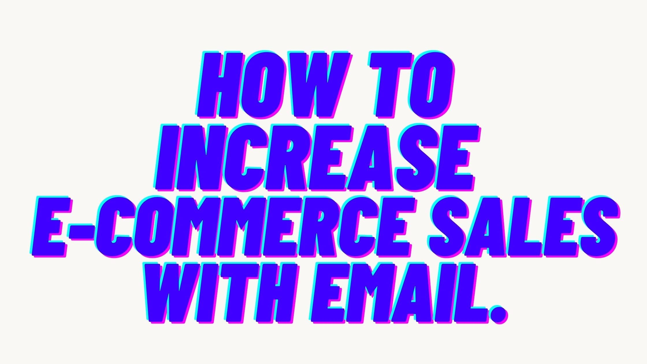How to write email copy that drives click-throughs.