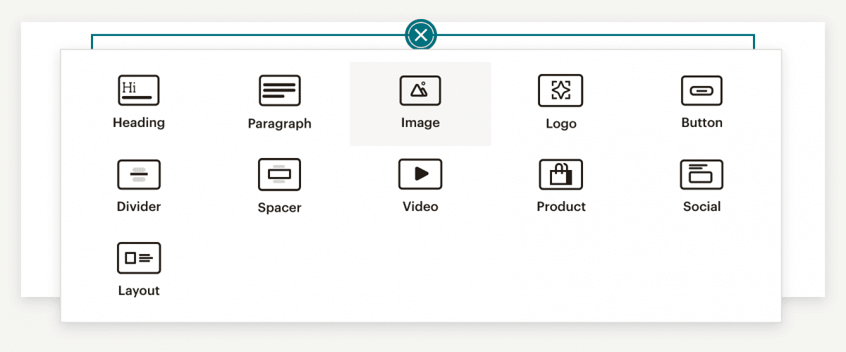 Introducing mailchimp's new email builder